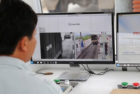 Electronic toll collection system to be launched in VN
