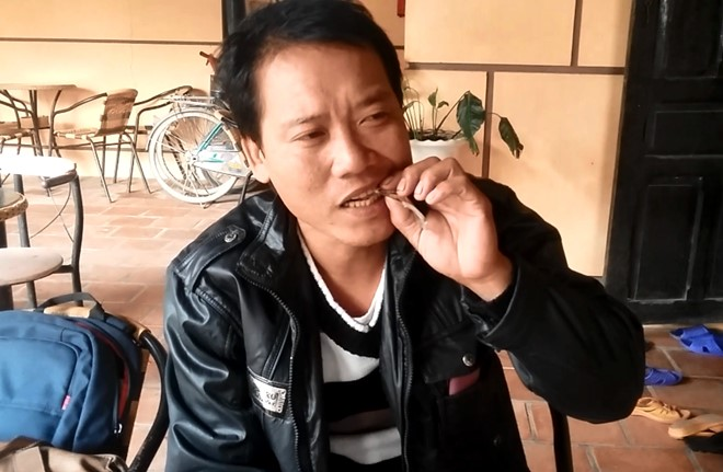 The Vietnamese man who eats glass, social news, vietnamnet bridge, english news, Vietnam news, news Vietnam, vietnamnet news, Vietnam net news, Vietnam latest news, vn news, Vietnam breaking news