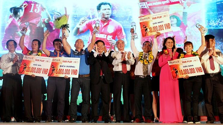 Fair Play Awards honour sportsmanship in VN football