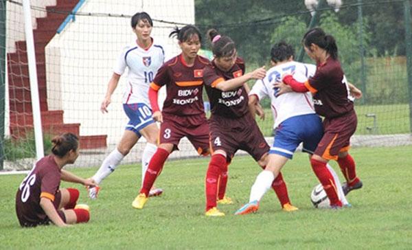Vn women's national football team face uphill battle