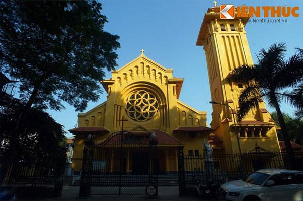 Photo gallery: Cua Bac Church in Hanoi