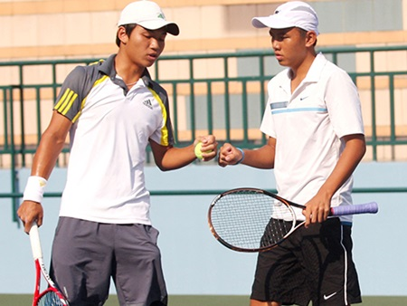 Vietnamese tennis players to compete in Davis Cup