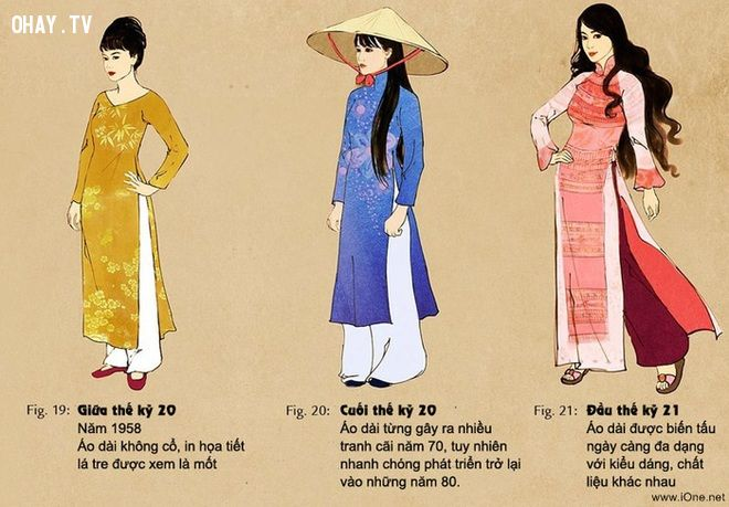 Vietnamese Ao Dai: From Dong Son bronze drum to int'l beauty contests, Vietnam culture, Vietnam tradition, vn news, Vietnam beauty, news Vietnam, Vietnam news, Vietnam net news, vietnamnet news, vietnamnet bridge