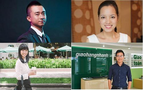 Seven Vietnamese in Forbes 30 under 30 Asia