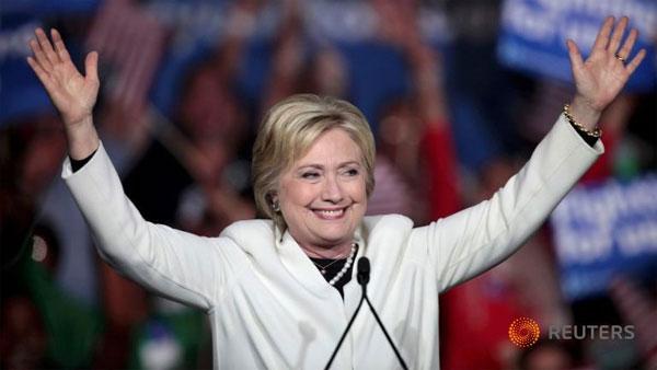 Trump, Clinton capture key wins on U.S. Super Tuesday