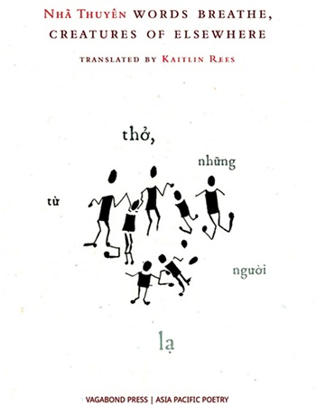 Nha Thuyen's poems printed in English