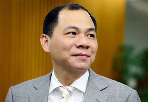 Vingroup's boss Pham Nhat Vuong has US$$1.8 billion, vietnam economy, business news, vn news, vietnamnet bridge, english news, Vietnam news, news Vietnam, vietnamnet news, vn news, Vietnam net news, Vietnam latest news, Vietnam breaking news