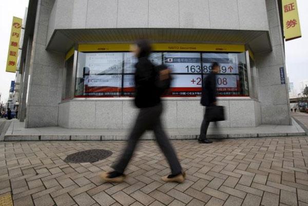 Asian shares set for best week in 5 months, await US jobs data