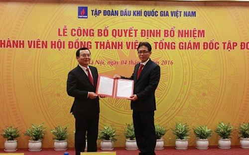 PetroVietnam names new general director, nguyen vu truong son, petrovietnam, vietnam economy, business news, vn news, vietnamnet bridge, english news, Vietnam news, news Vietnam, vietnamnet news, vn news, Vietnam net news, Vietnam latest news