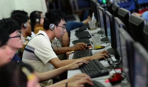 Internet in Vietnam slows down this weekend