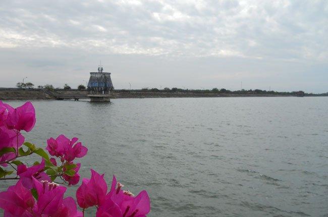 Vietnam economy, Vietnamnet bridge, English news about Vietnam, reservoirs, Dau Tieng, drought