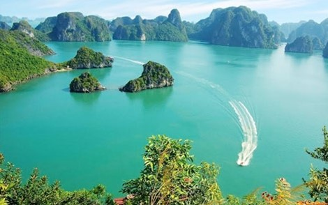 Four Vietnam destinations nominated among the world's top 100 attractions