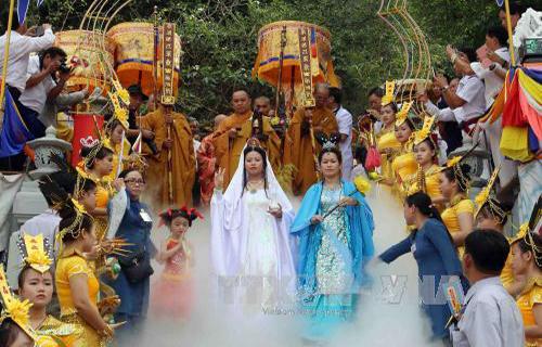 Da Nang to hold Quan The Am Festival, traditional festivals, Vietnam culture, Vietnam tradition, vn news, Vietnam beauty, news Vietnam, Vietnam news, Vietnam net news, vietnamnet news, vietnamnet bridge