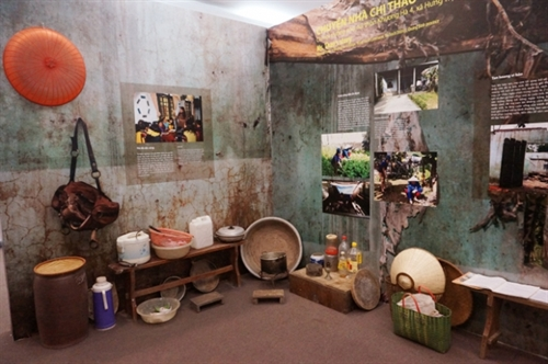 Hanoi exhibition highlights women's role in disasters