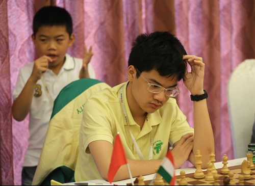 VN players shine at masters tourney