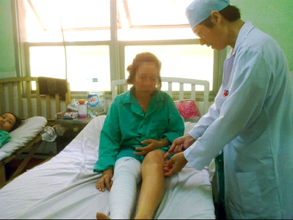 As Vietnam's population ages, CVI cases increase