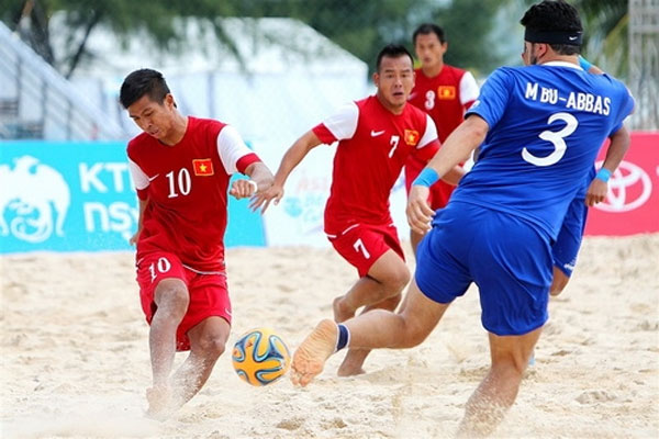 Vietnam to host AFF U19 and beach football championships