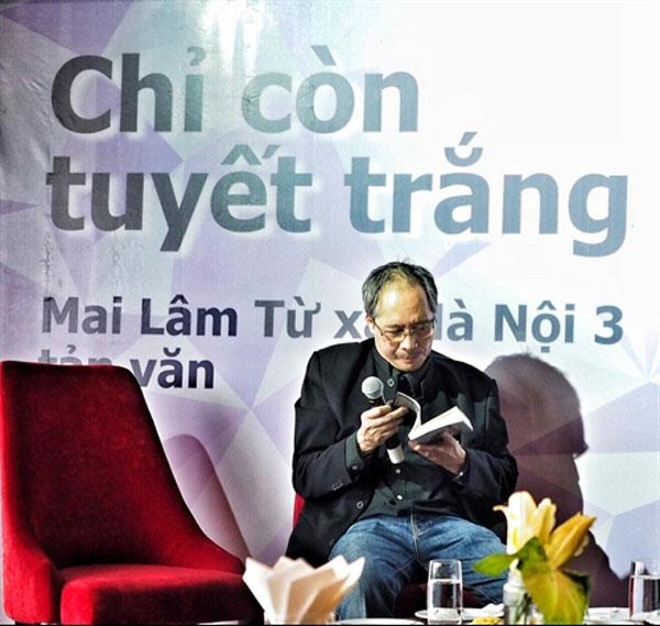 Overseas Vietnamese writes of his love of Ha Noi