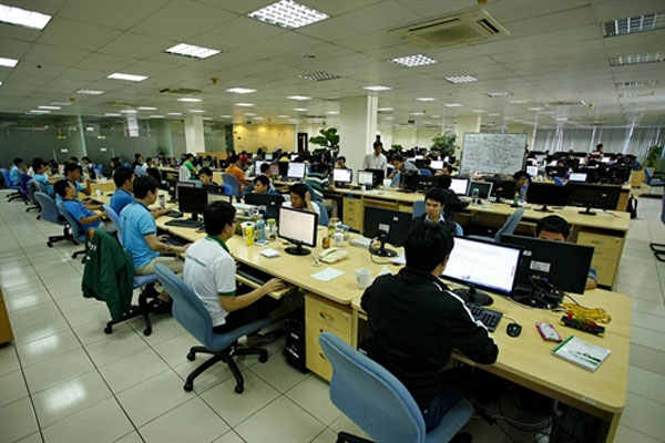 vietnam software industry Quang trung software city - the largest vietnamese software park 1 vietnam's it industry had developed in several areas especially the software industry.