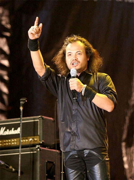Well-known rocker Tran Lap dies of cancer