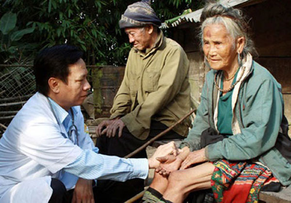 Vietnam has half million more elderly people per year