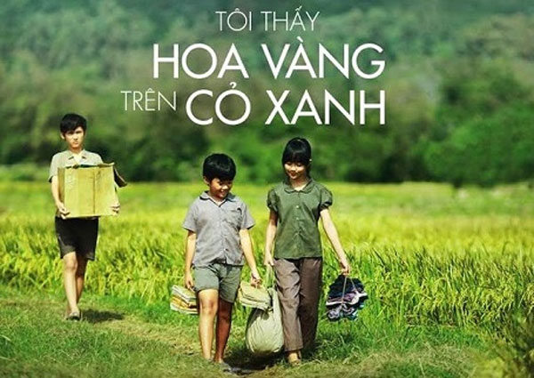 Vietnamese films create buzz on screens, Facebook