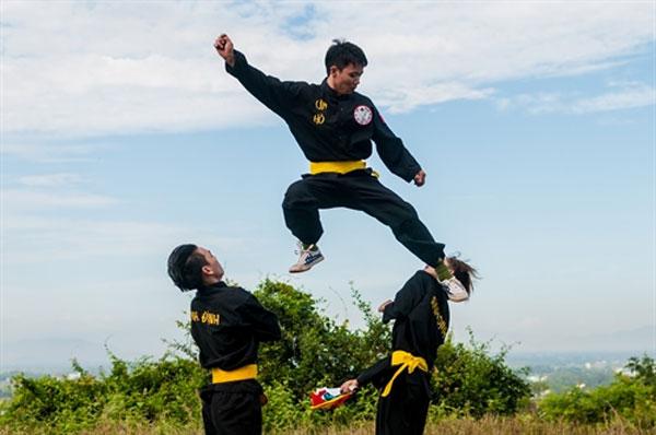 Binh Dinh: the heart of martial arts culture