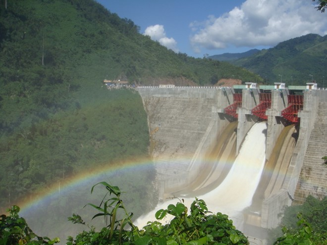 Hydropower plants stop operation because of drought, social news, vietnamnet bridge, english news, Vietnam news, news Vietnam, vietnamnet news, Vietnam net news, Vietnam latest news, vn news, Vietnam breaking news