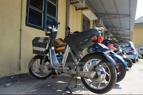 Electric motorbikes require registration: Deputy PM