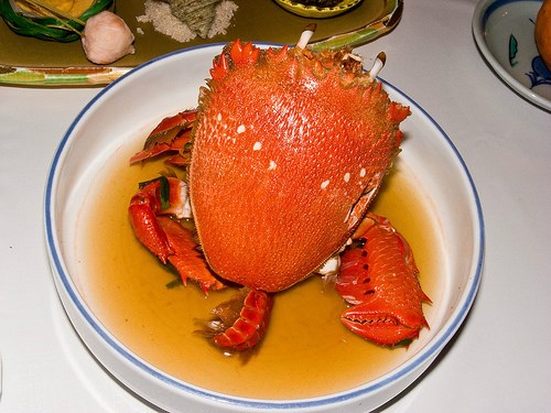Top 10 expensive dishes in Vietnam, king crab, ngan, coot, lobster, anh vu fish, chia voi fish, vn food, vn cuisine