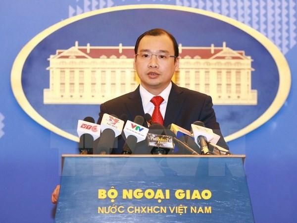 Vietnam demands Taiwan to respect its sovereignty, Government news, politic news, vietnamnet bridge, english news, Vietnam news, news Vietnam, vietnamnet news, Vietnam net news, Vietnam latest news, vn news, Vietnam breaking news