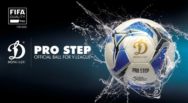 VN Professional Football Co., Dong Luc agree on two-year ball sponsorship deal