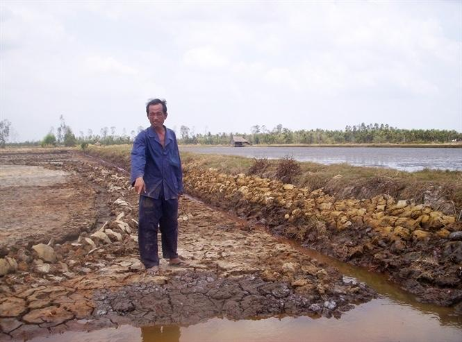 Farmers need support from gov't to tackle drought, social news, vietnamnet bridge, english news, Vietnam news, news Vietnam, vietnamnet news, Vietnam net news, Vietnam latest news, vn news, Vietnam breaking news