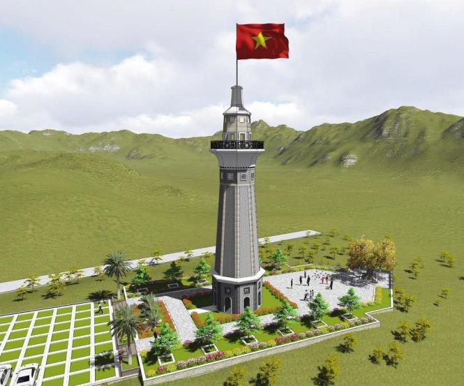 Construction starts on national flagpole in Lao Cai, social news, vietnamnet bridge, english news, Vietnam news, news Vietnam, vietnamnet news, Vietnam net news, Vietnam latest news, vn news, Vietnam breaking news