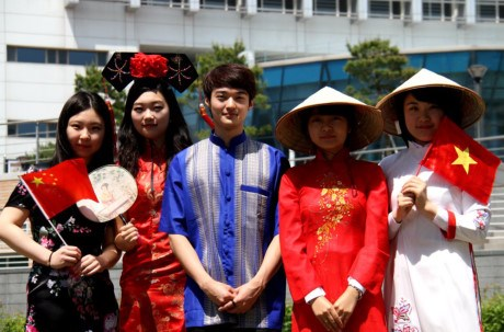 Vietnamese students form second largest community in South Korea