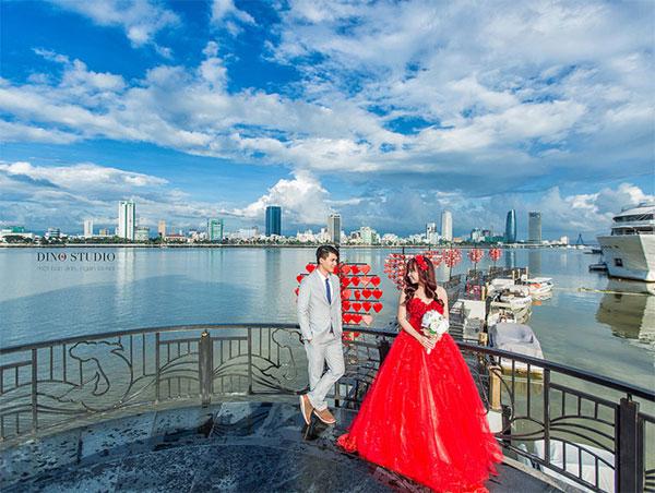 Danang, wedding photo, Vietnam economy, Vietnamnet bridge, English news about Vietnam, Vietnam news, news about Vietnam, English news, Vietnamnet news, latest news on Vietnam, Vietnam