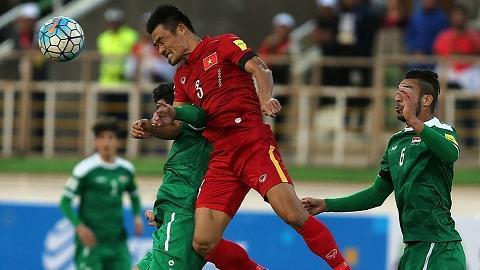 Vietnam loses 0-1 to Iraq in World Cup qualifier