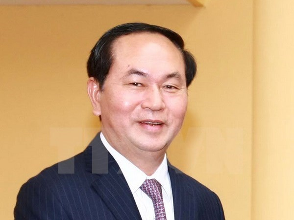 New President vows to fulfill assigned tasks, tran dai quang, Government news, politic news, vietnamnet bridge, english news, Vietnam news, news Vietnam, vietnamnet news, Vietnam net news, Vietnam latest news, vn news, Vietnam breaking news