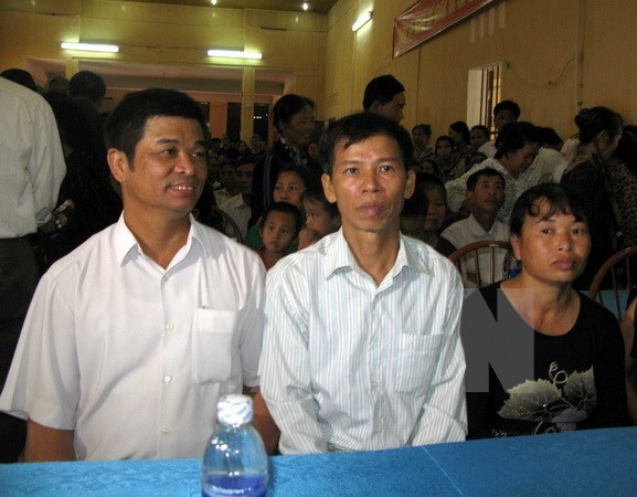 Ex-policeman, prosecutor charged with falsifying documents, nguyen thanh chan, wrong conviction, social news, vietnamnet bridge, english news, Vietnam news, news Vietnam, vietnamnet news, Vietnam net news, Vietnam latest news, vn news