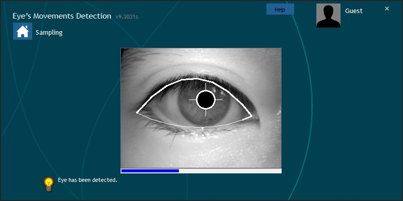 Students' research on iris biometrics technology recognized in journal