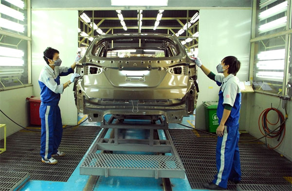 VN auto industry calls for investment