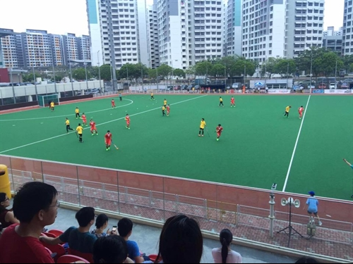 Hockey: Vietnam lose to China at FIH event