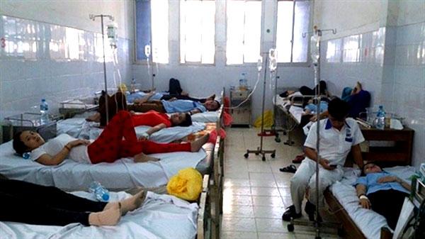 Food poisoning, treatment, Vietnam economy, Vietnamnet bridge, English news about Vietnam, Vietnam news, news about Vietnam, English news, Vietnamnet news, latest news on Vietnam, Vietnam