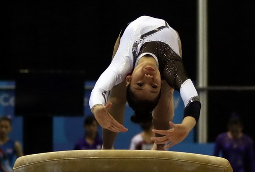 Two Vietnamese gymnasts qualify for 2016 Brazil Olympics