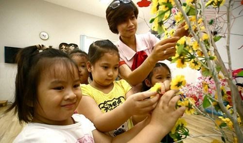 HCM City's private preschools get a boost