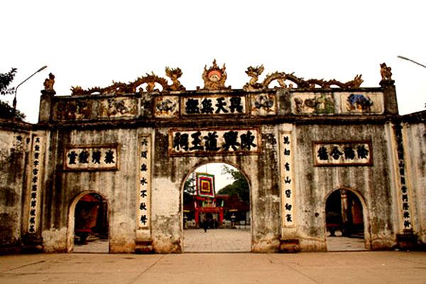 Con son kiep bac museum of vietnamese belief and - Appartement renove hanoi hung manh tran ...