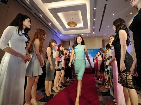 Miss Sea Vietnam pageant honours sea, island beauty