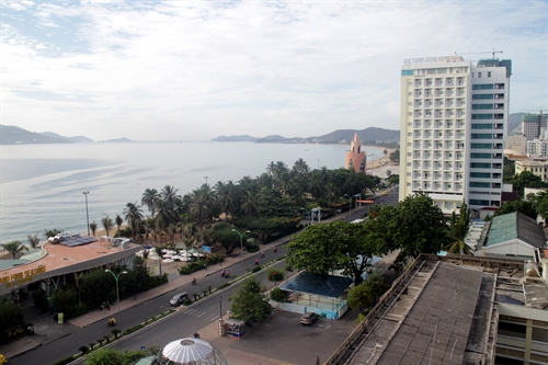 Nha Trang to create ecological beach park