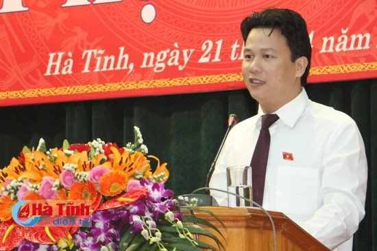 Ha Tinh Vietnam  City new picture : Ha Tinh has Vietnam's youngest provincial chair News VietNamNet