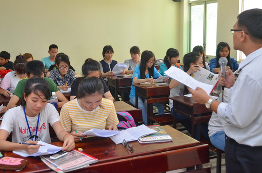 Vietnam races against the clock to produce teachers of English ...